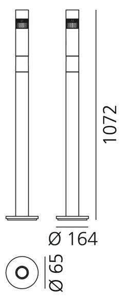 Oferta Objetive diseño de jean nouvel Tavolo Artemide