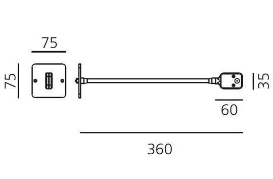 Lámpara Skopos - Artemide
