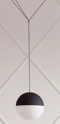 String Light Sphere Head