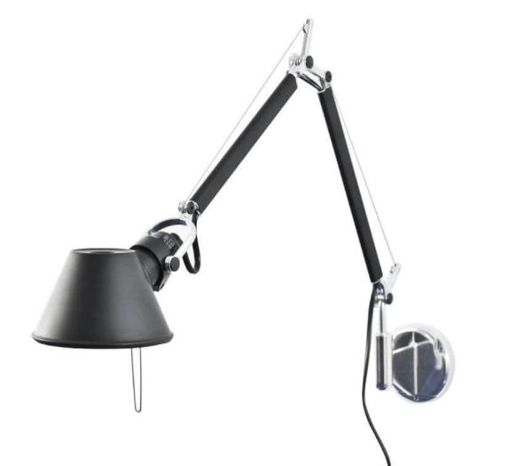 Lámpara Tolomeo Micro Pared