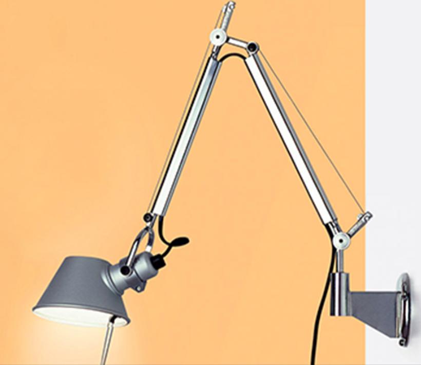 Lámpara Tolomeo Micro Pared Artemide