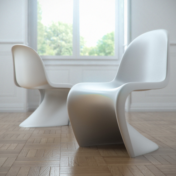 NEW - Panton Chair