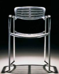mejor precio silla diseño de jorge pensé modelo toledo aluminio