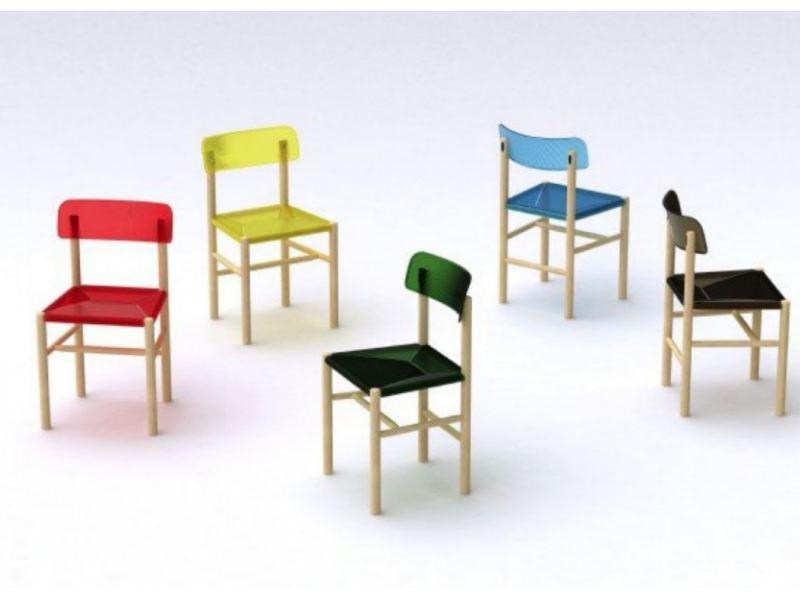 colores de la silla trastorna de la marca magis