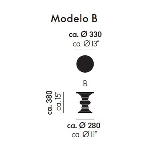 NEW - Stool model B