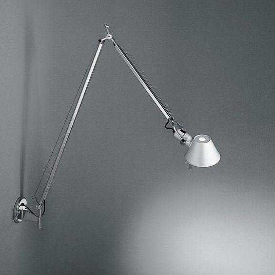 Lámpara Tolomeo Braccio