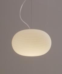 Lámpara suspensión Bianca