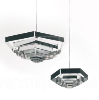 mejor precio lampara hexagonal de danesa milano artemide