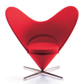 Mejor precio Butaca Heart Cone Chair de Vitra