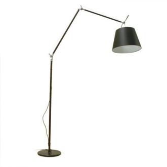 Mejor precio lampara tolomeo mega artemide color negro