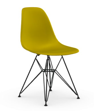 Silla plastic Chair Eames originales de Vitra