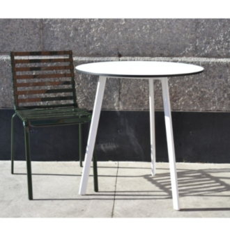 Striped Table