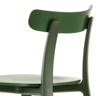 silla all plastic Chair de vitra