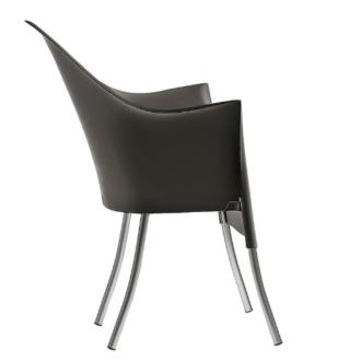 Silla Lord Yo diseño Philippe Starck para driade