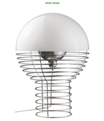 Wire Lamp VerPan