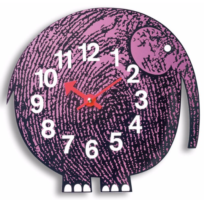Reloj Elihu the elephant Zoo timers Vitra