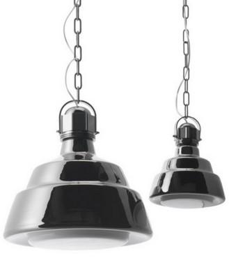 Lámpara suspensión Glas Foscarini