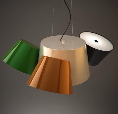 l mpara suspension tam tam 3 marset. Black Bedroom Furniture Sets. Home Design Ideas