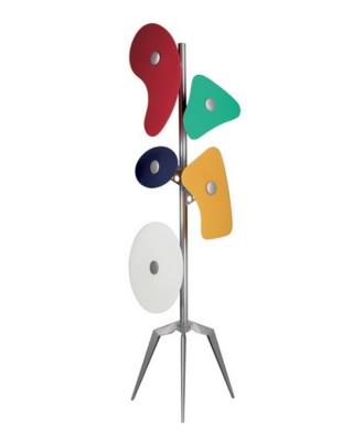 comprar Lámpara Orbital Foscarini cristal de colores como cuadro de miro