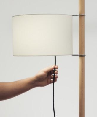 Pantalla de lámpara TMM