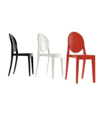 Mejor precio Silla Victoria Ghost Kartell Philippe Starck