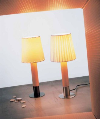 mejor precio lampara basica minima, basica minima santa & cole, lampara minima, lampara basica, lampara santa & cole