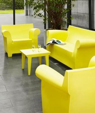 mejor precio de Sofá Bubble club de kartell diseño de Philippe Starck