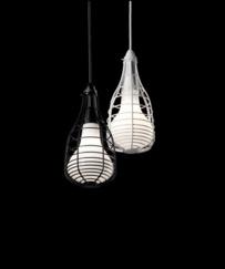 Lámpara Cage Mic Foscarini