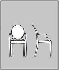 silla y mesa