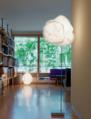 lampara cloud de pie led diseño de frank gehry para Belux vitra