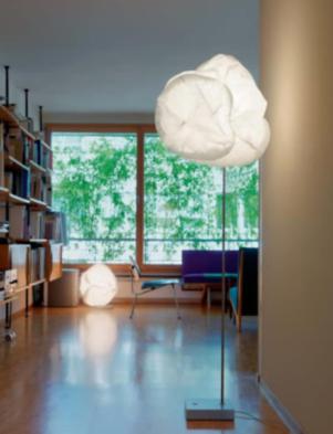 comprar lampara cloud diseño del arquitecto Frank Gehry