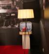 Lámpara de pie Trípode G5