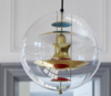 NEW - Vp Globe Glass