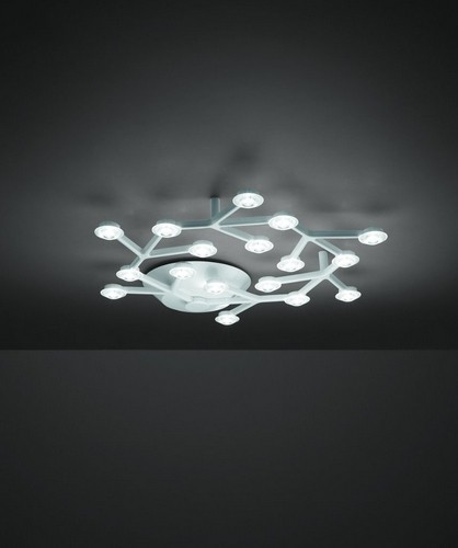 Lámpara Led Net Circle Techo Artemide