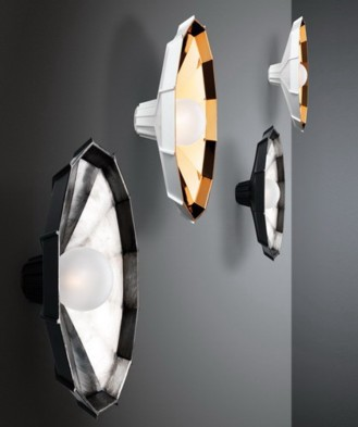 Lámpara pared Mysterio Foscarini