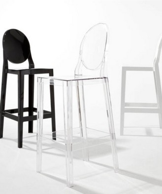 Taburete One More, One More Please Kartell