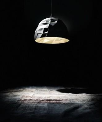 Lámpara suspensión Rock Foscarini