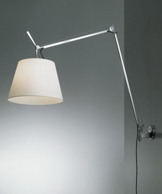Lampara Tolomeo mega pared Artemide