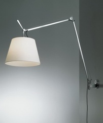 Lámpara Tolomeo Mega Pared