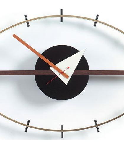 reloj de pared eye clock de vitra dise o de george nelson. Black Bedroom Furniture Sets. Home Design Ideas