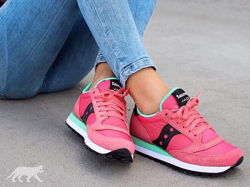 saucony mujer