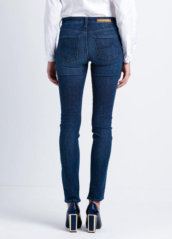 Pantalón tejano woman modelo KIMBERLY SLIM, color azul lavado. - Ítem2