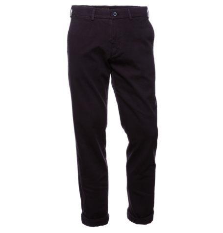 Pantalón chino Casual Wear SLIM FIT color azul marino, 100% Algodón