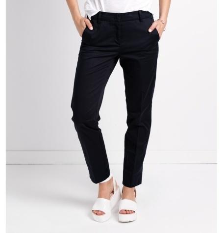 Pantalón woman regular fit color azul marino