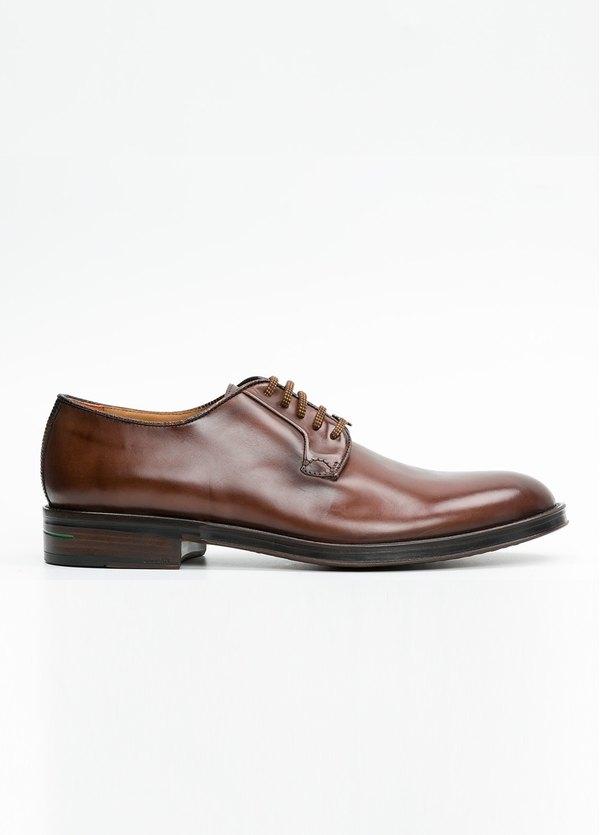 Zapato Formal Wear color marrón. 100% Piel lisa.