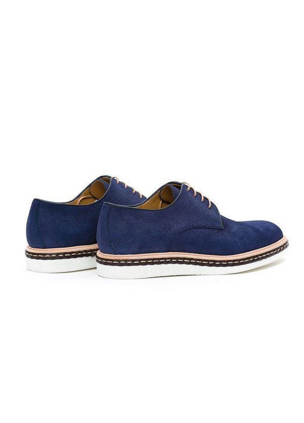 Calzado Sport Wear color azul,100% Serraje. - Ítem1