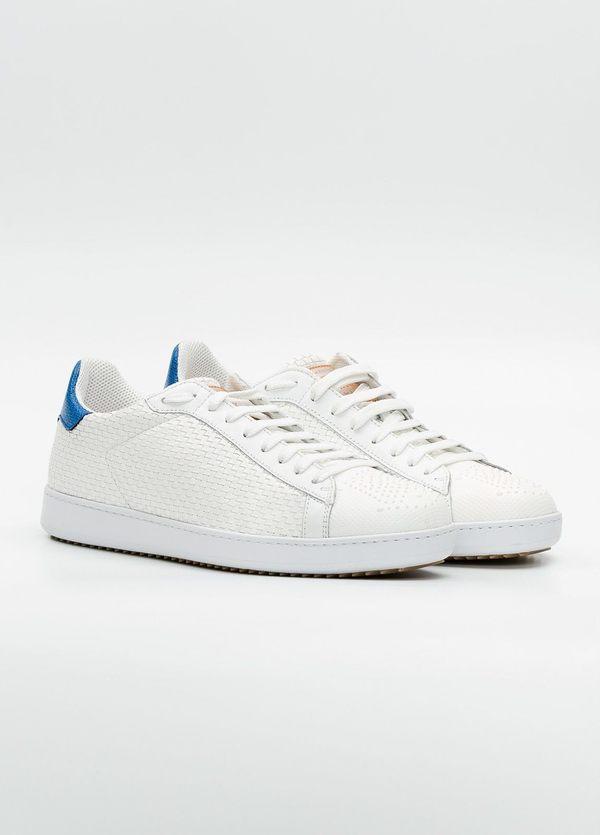 Calzado Sport color blanco, 100% Piel. - Ítem2