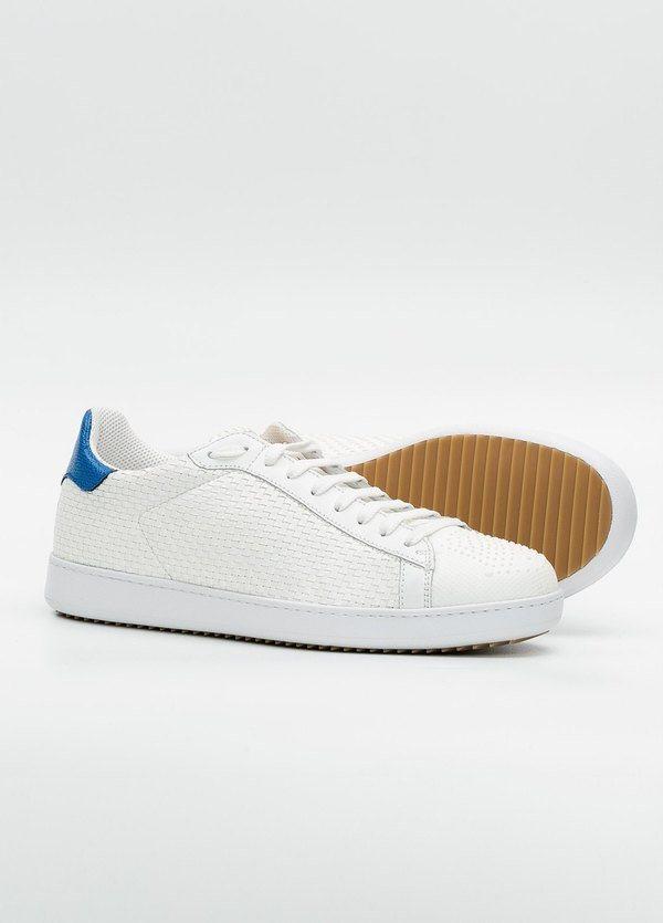 Calzado Sport color blanco, 100% Piel. - Ítem1