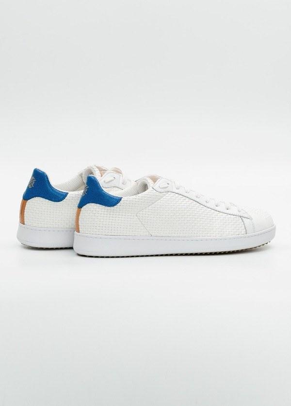 Calzado Sport color blanco, 100% Piel. - Ítem3
