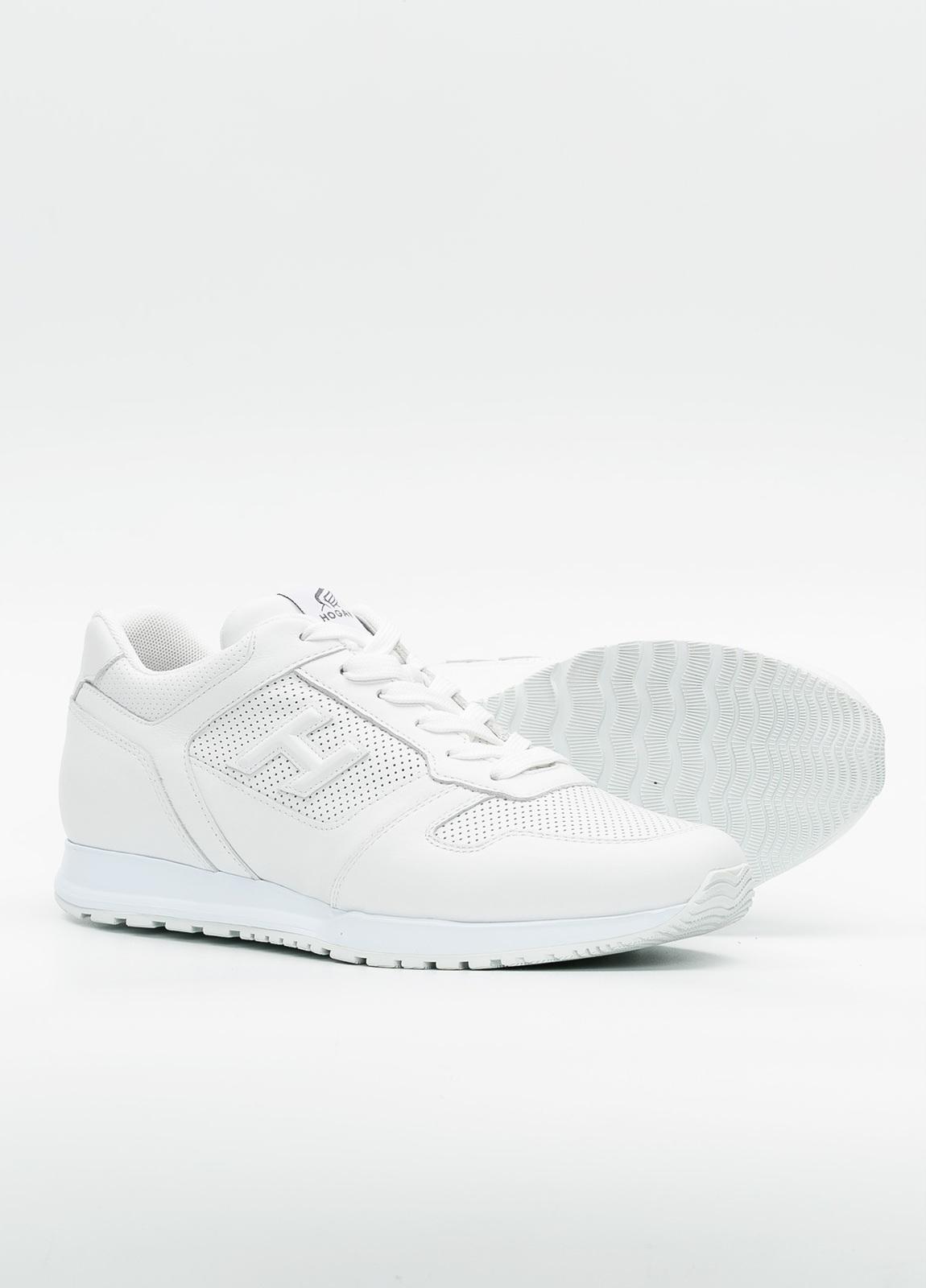 Calzado modelo OLIMPIA color blanco, 100% Piel. - Ítem2